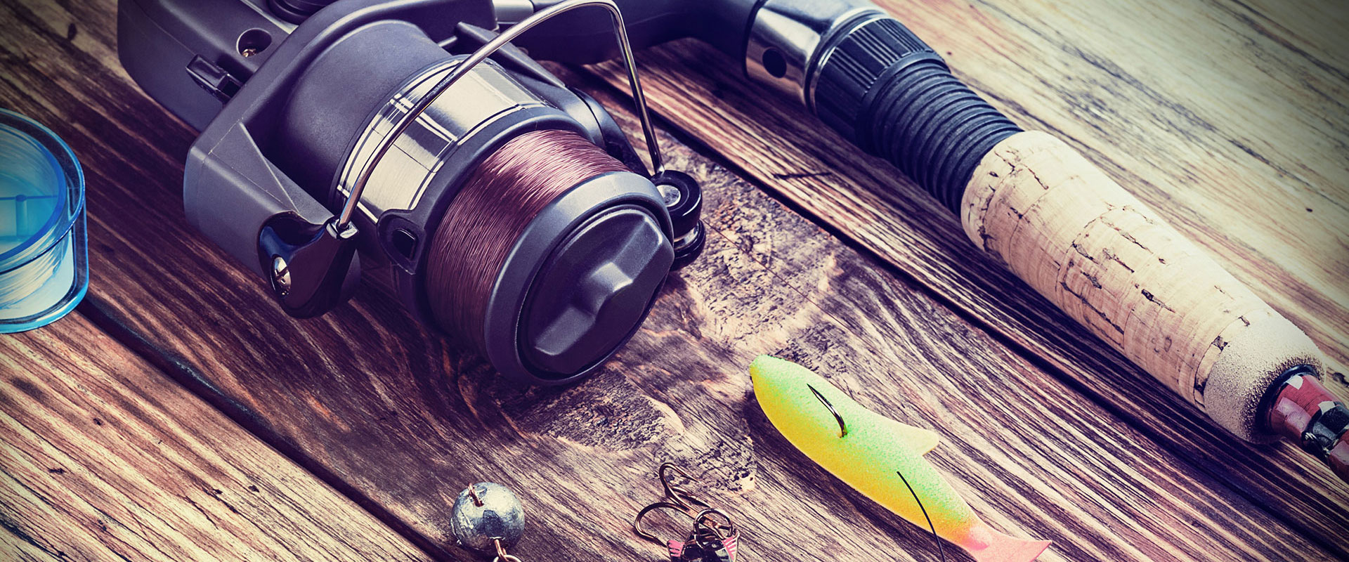Club Scott - Fishing